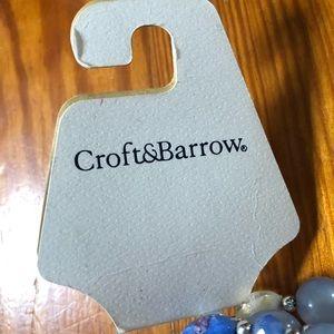 croft & barrow Jewelry - NWT Croft & Barrow Coil Bracelet